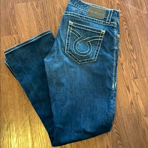 Big star bootcut jeans vintage collection